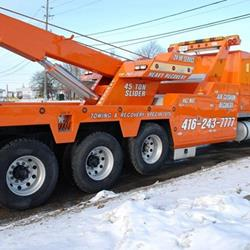 Click to view album: Tow Truck Wraps