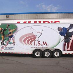 Click to view album: Trailer Wraps